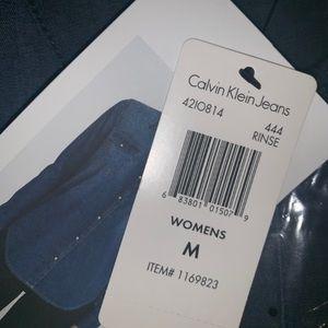 Calvin Klein Jean Dress Shirt